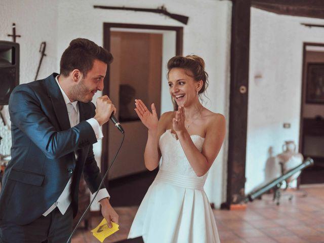 Il matrimonio di Paolo e Elisa a Gornate-Olona, Varese 50