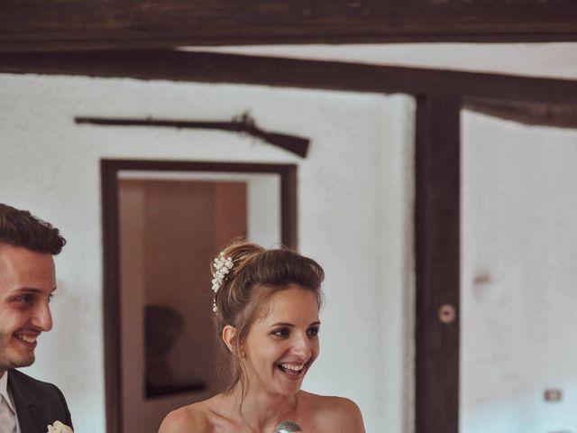 Il matrimonio di Paolo e Elisa a Gornate-Olona, Varese 51