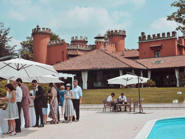 Il matrimonio di Paolo e Elisa a Gornate-Olona, Varese 55