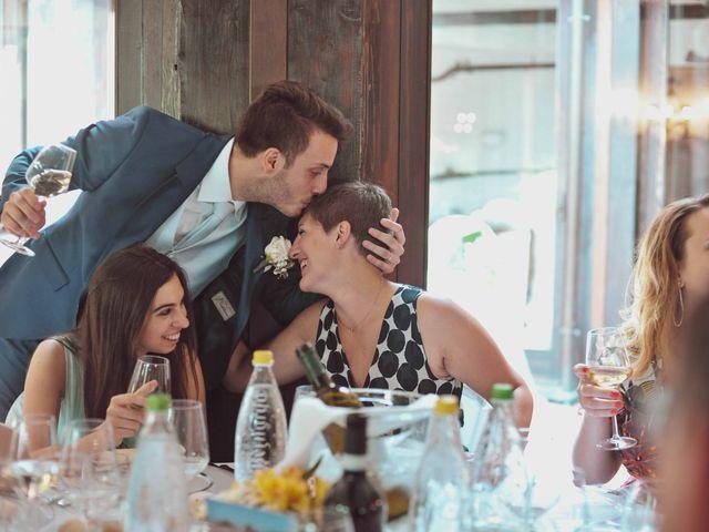Il matrimonio di Paolo e Elisa a Gornate-Olona, Varese 56