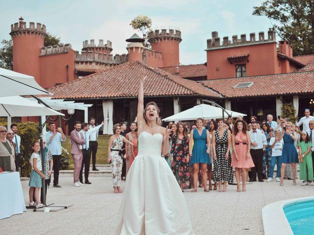 Il matrimonio di Paolo e Elisa a Gornate-Olona, Varese 62
