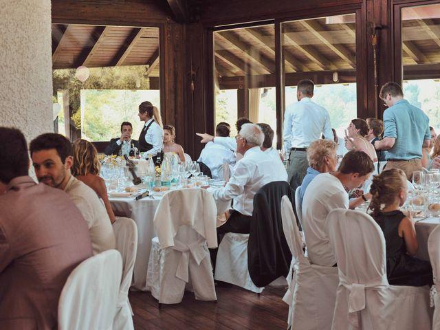 Il matrimonio di Paolo e Elisa a Gornate-Olona, Varese 65
