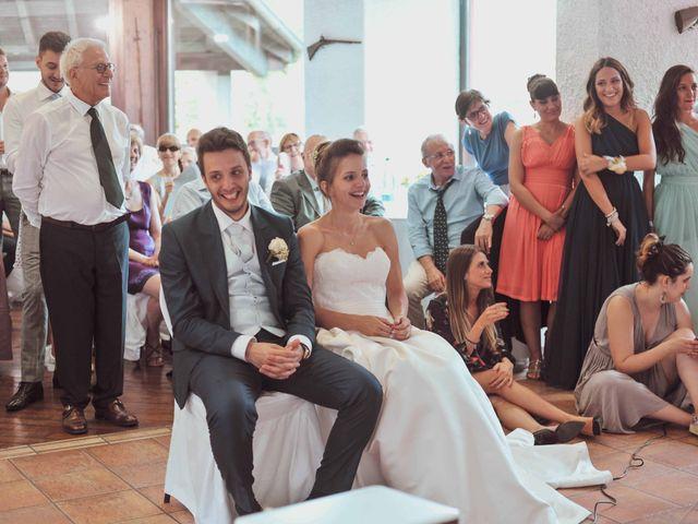 Il matrimonio di Paolo e Elisa a Gornate-Olona, Varese 70