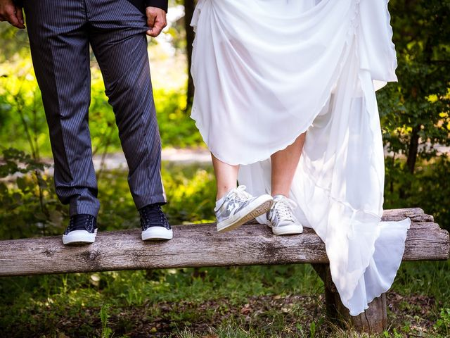 Il matrimonio di Alice e Manuel a Arcore, Monza e Brianza 2