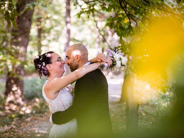 Il matrimonio di Alice e Manuel a Arcore, Monza e Brianza 3