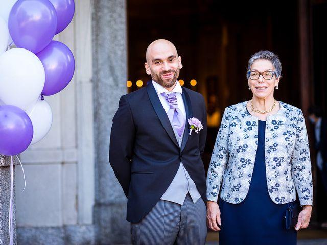Il matrimonio di Alice e Manuel a Arcore, Monza e Brianza 30