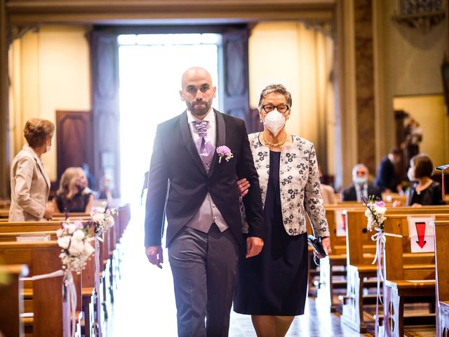 Il matrimonio di Alice e Manuel a Arcore, Monza e Brianza 31