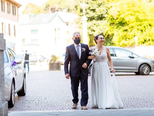 Il matrimonio di Alice e Manuel a Arcore, Monza e Brianza 33