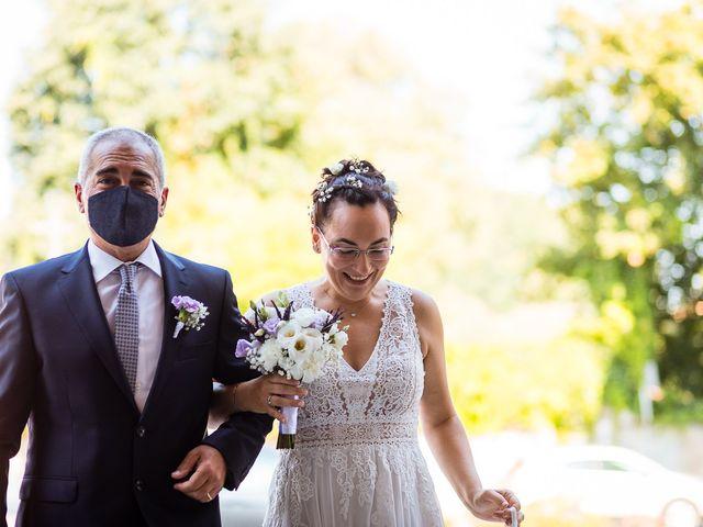 Il matrimonio di Alice e Manuel a Arcore, Monza e Brianza 34