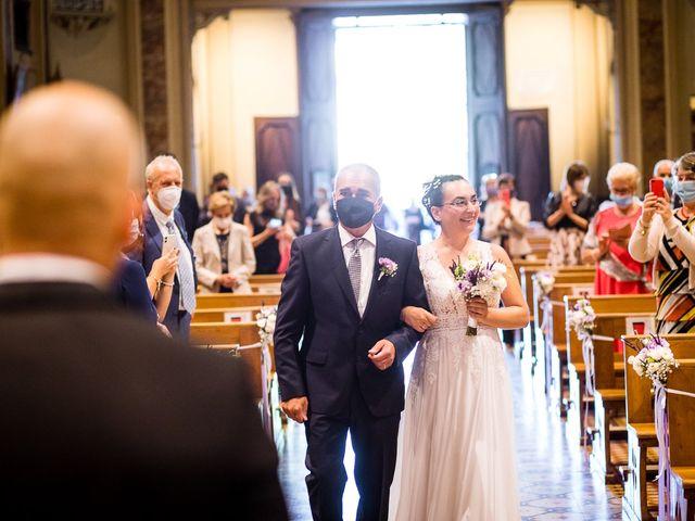 Il matrimonio di Alice e Manuel a Arcore, Monza e Brianza 36