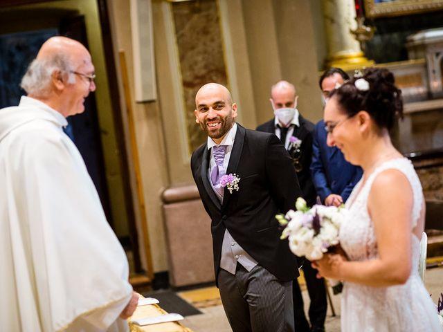 Il matrimonio di Alice e Manuel a Arcore, Monza e Brianza 37