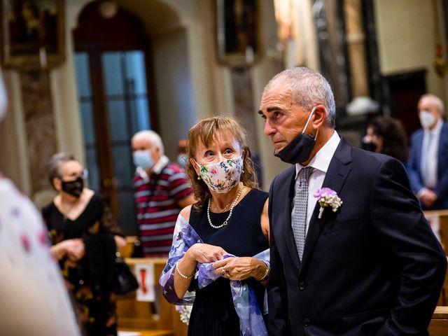 Il matrimonio di Alice e Manuel a Arcore, Monza e Brianza 38