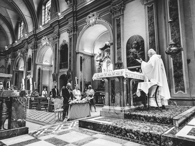 Il matrimonio di Alice e Manuel a Arcore, Monza e Brianza 39
