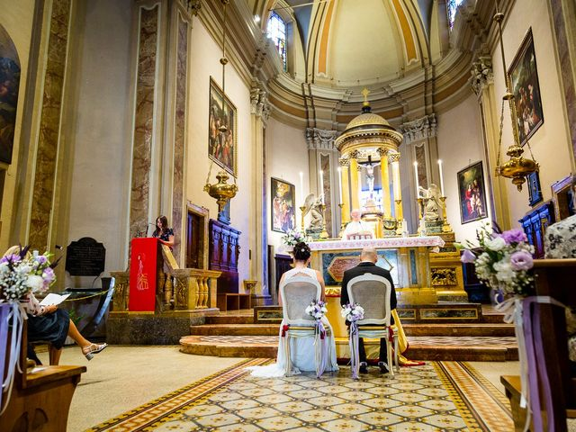 Il matrimonio di Alice e Manuel a Arcore, Monza e Brianza 40