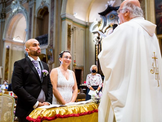 Il matrimonio di Alice e Manuel a Arcore, Monza e Brianza 42