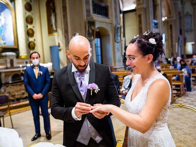 Il matrimonio di Alice e Manuel a Arcore, Monza e Brianza 43