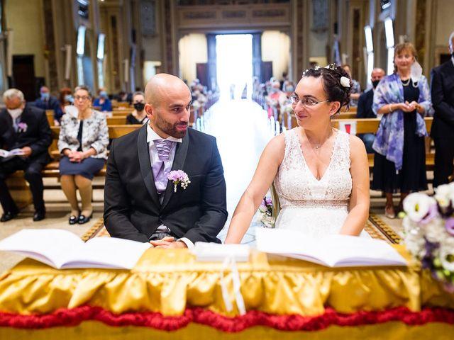 Il matrimonio di Alice e Manuel a Arcore, Monza e Brianza 47