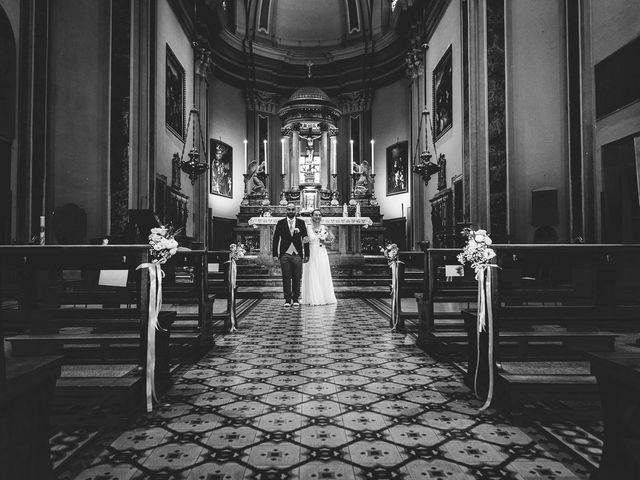 Il matrimonio di Alice e Manuel a Arcore, Monza e Brianza 48