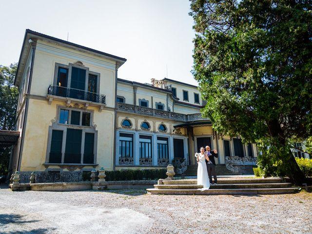 Il matrimonio di Alice e Manuel a Arcore, Monza e Brianza 55