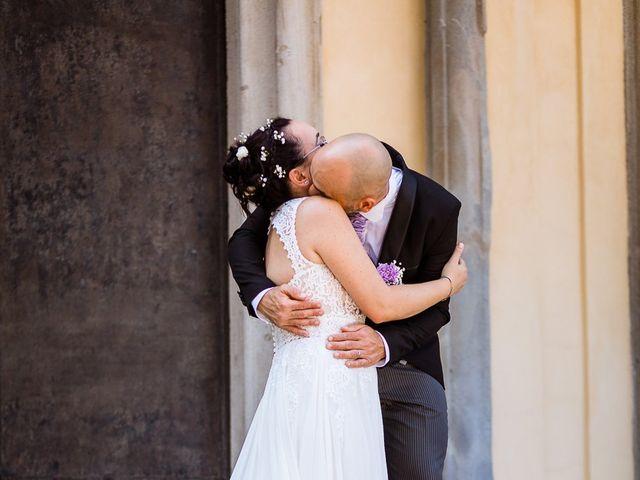 Il matrimonio di Alice e Manuel a Arcore, Monza e Brianza 57
