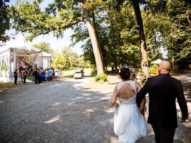 Il matrimonio di Alice e Manuel a Arcore, Monza e Brianza 62