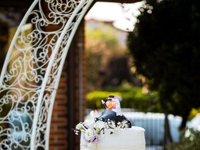 Il matrimonio di Alice e Manuel a Arcore, Monza e Brianza 82