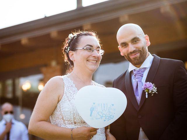 Il matrimonio di Alice e Manuel a Arcore, Monza e Brianza 83