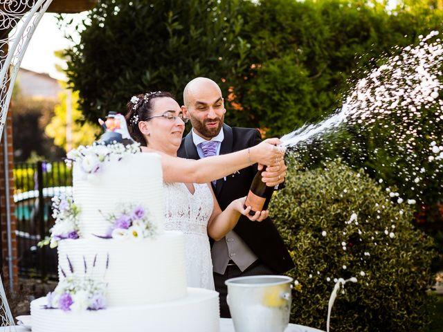 Il matrimonio di Alice e Manuel a Arcore, Monza e Brianza 89