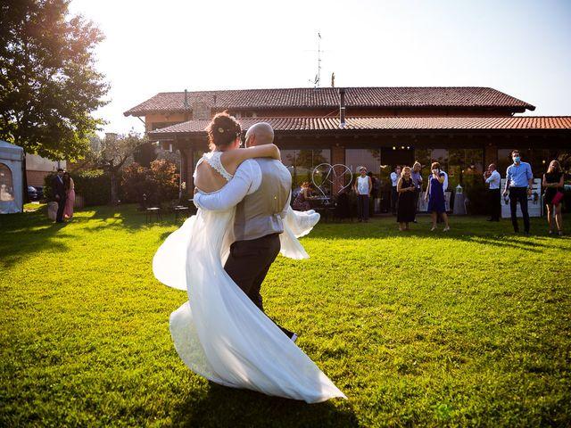 Il matrimonio di Alice e Manuel a Arcore, Monza e Brianza 92