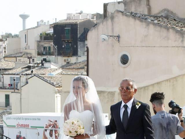 Il matrimonio di Vincenzo  e Ester  a Ragusa, Ragusa 15