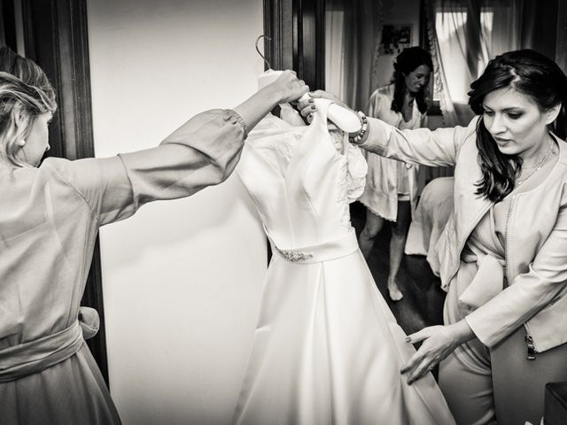 Il matrimonio di Michele e Roberta a Villorba, Treviso 32