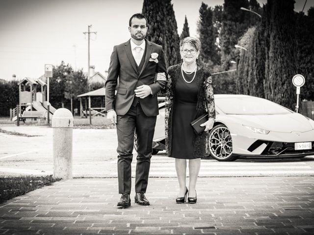 Il matrimonio di Michele e Roberta a Villorba, Treviso 74