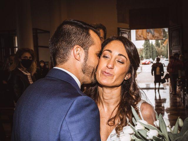 Il matrimonio di Michele e Roberta a Villorba, Treviso 83