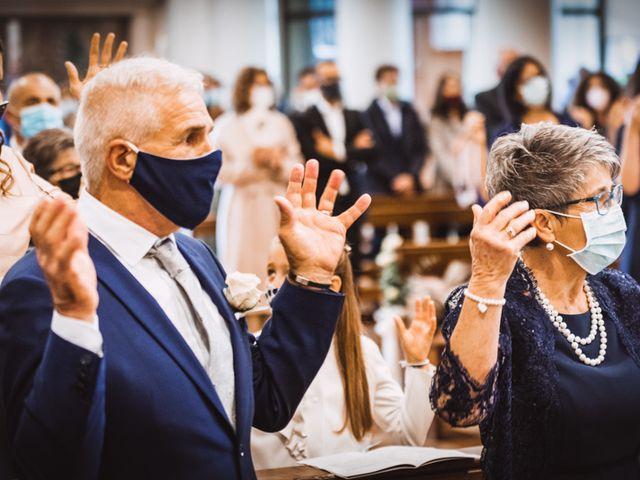 Il matrimonio di Michele e Roberta a Villorba, Treviso 95