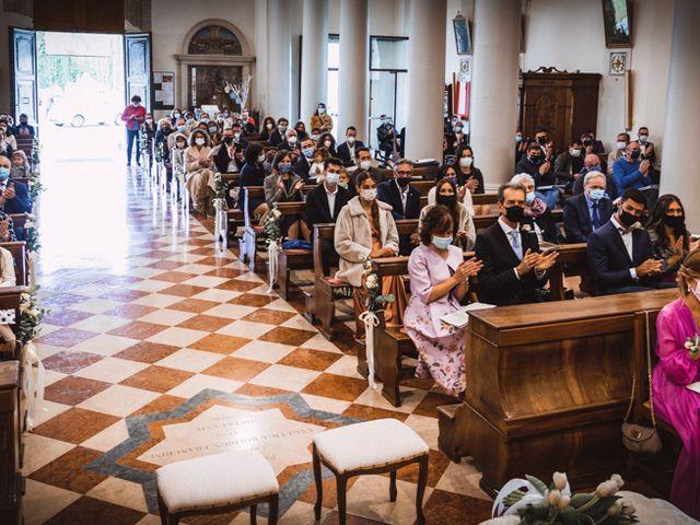 Il matrimonio di Michele e Roberta a Villorba, Treviso 106