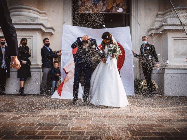 Il matrimonio di Michele e Roberta a Villorba, Treviso 123