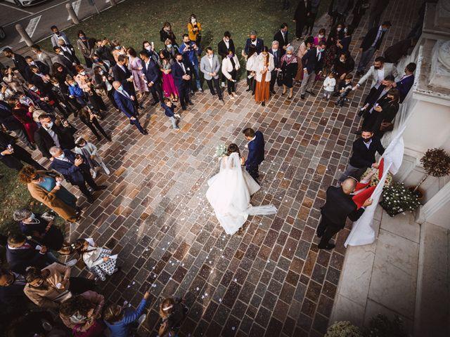 Il matrimonio di Michele e Roberta a Villorba, Treviso 124