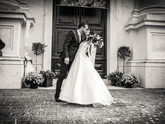 Il matrimonio di Michele e Roberta a Villorba, Treviso 125