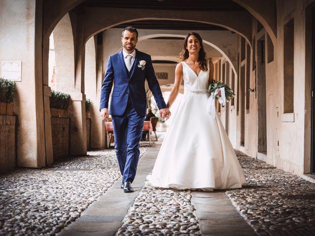 Il matrimonio di Michele e Roberta a Villorba, Treviso 141