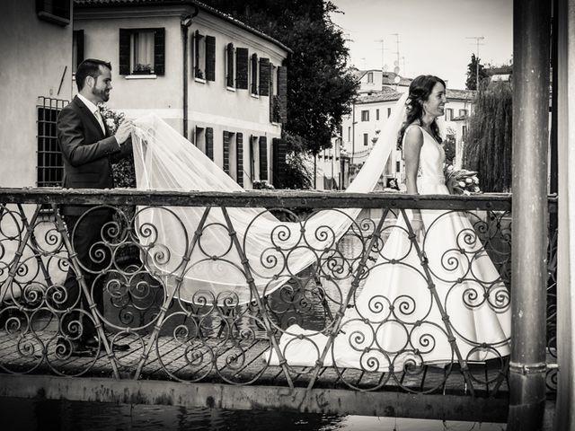 Il matrimonio di Michele e Roberta a Villorba, Treviso 146