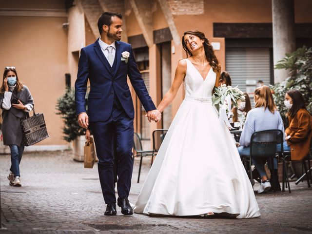 Il matrimonio di Michele e Roberta a Villorba, Treviso 148