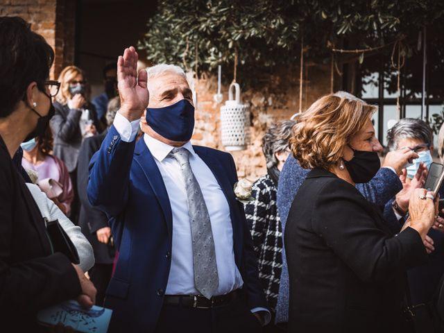 Il matrimonio di Michele e Roberta a Villorba, Treviso 163