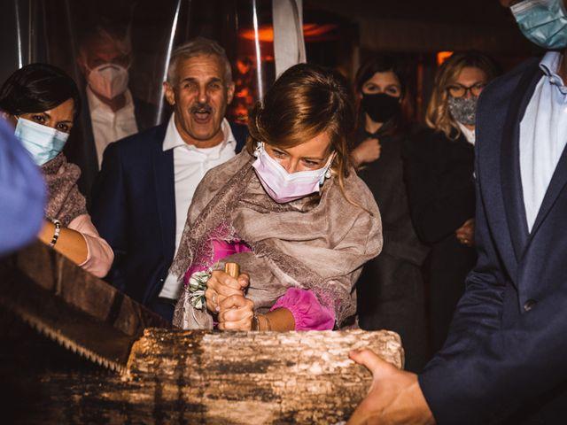 Il matrimonio di Michele e Roberta a Villorba, Treviso 211