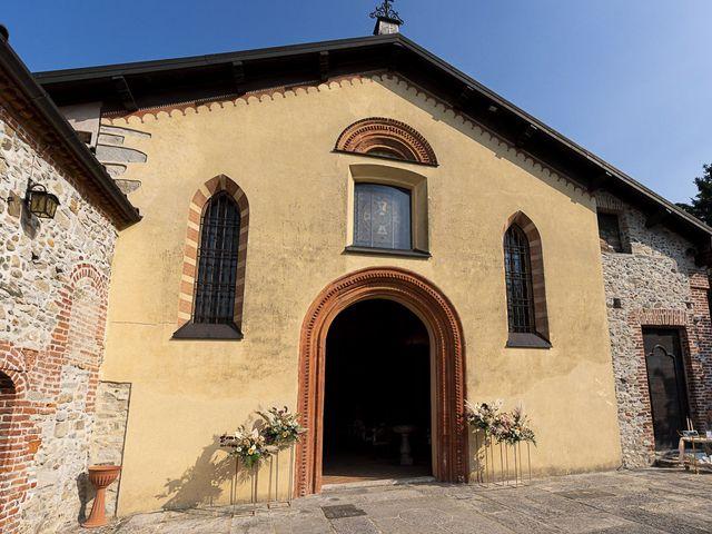 Il matrimonio di Davide e Carla a Varese, Varese 21