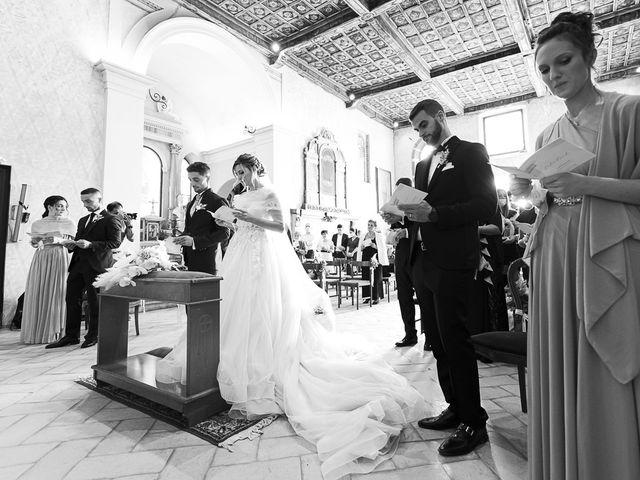 Il matrimonio di Davide e Carla a Varese, Varese 25