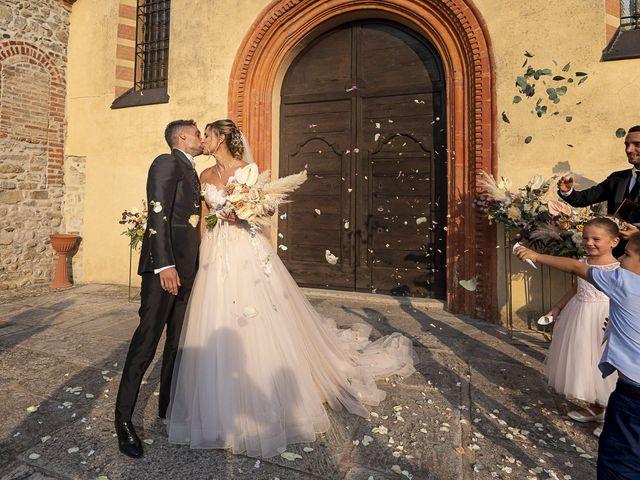 Il matrimonio di Davide e Carla a Varese, Varese 27
