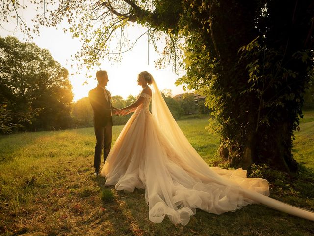 Le nozze di Carla e Davide