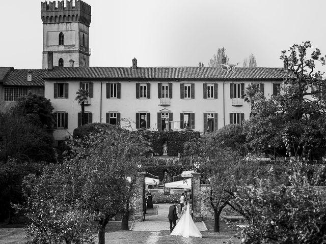 Il matrimonio di Davide e Carla a Varese, Varese 36