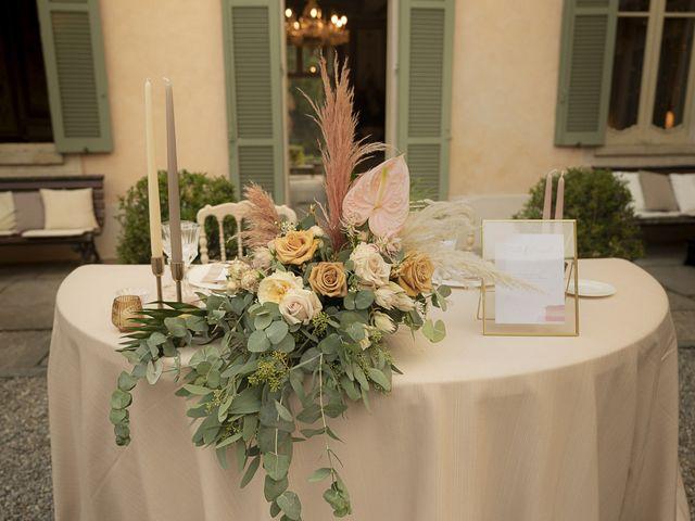 Il matrimonio di Davide e Carla a Varese, Varese 37