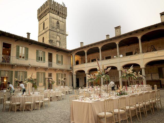 Il matrimonio di Davide e Carla a Varese, Varese 39